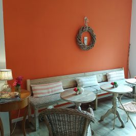Alles neu in Orange